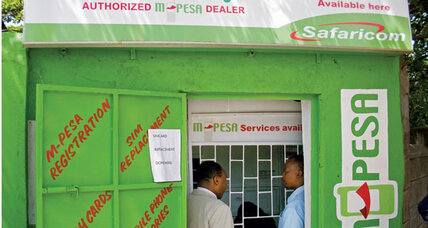 Kenya: Taking money out of banks' hands – with cellphones
