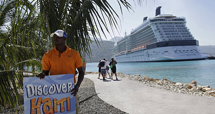 Caribbean cruises to Haiti: 'Sickening' or the right thing?