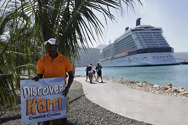 caribbean cruises to haiti   u0026 39 sickening u0026 39  or the right thing