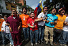 Venezuelan students protest Chávez's TV censorship