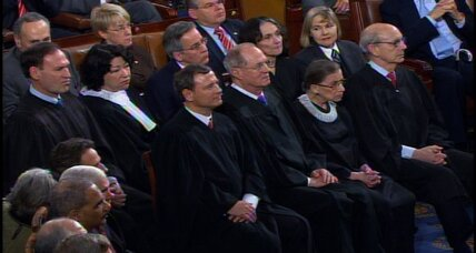Obama vs. Alito: Political dust-up during State of the Union