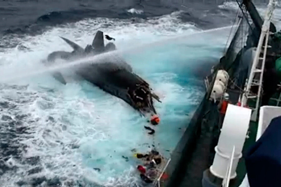 Sea shepherd music video