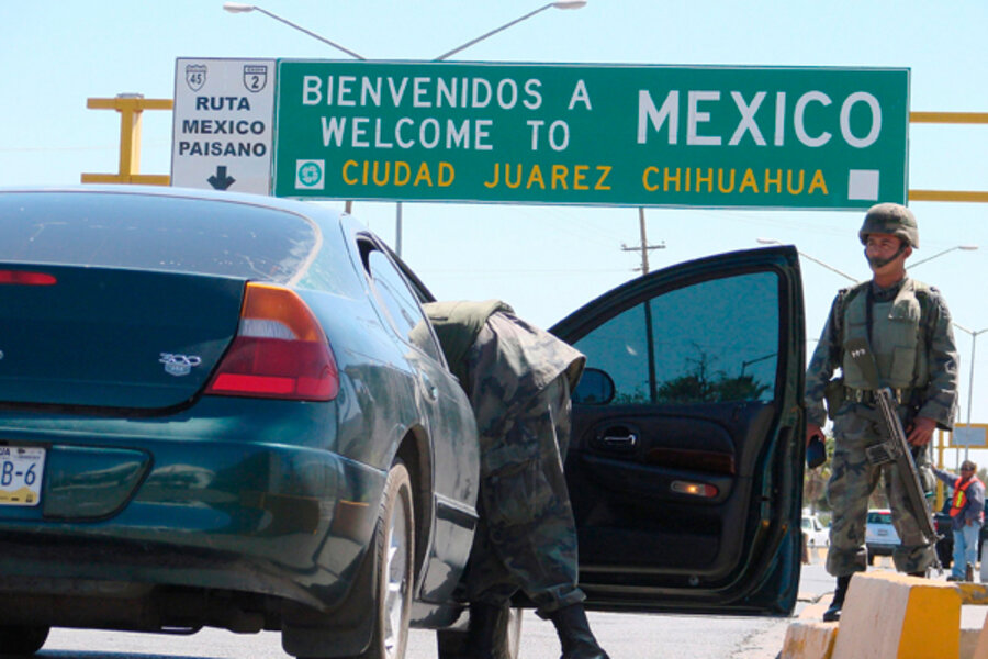 Us State Dept Issues Travel Alert For Mexico