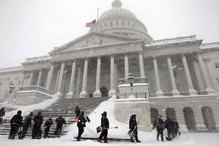 What does it mean when the federal government shuts down