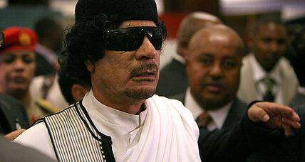 Qaddafi Calls For Jihad Against Switzerland Is It Funny