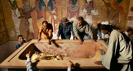 King Tut: The science behind the discovery