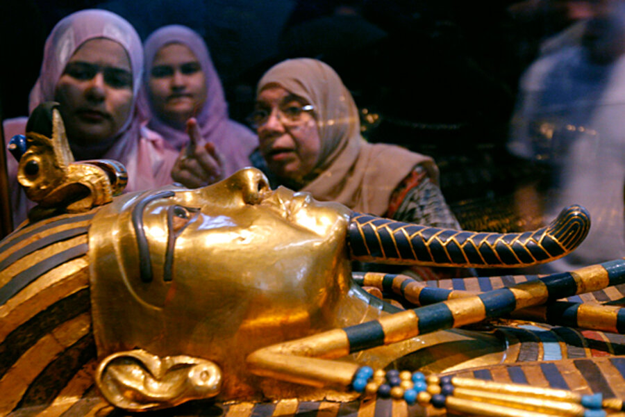 King Tut DNA testing sheds light on how he lived and died