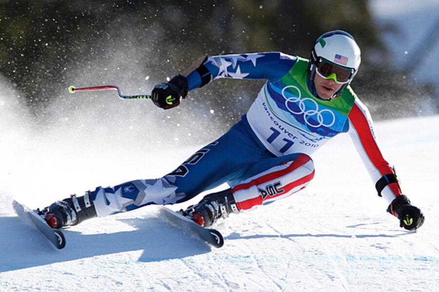 Bode Miller Ski Tinkerer Wins Silver In The Super G on Technical Writer Cartoons