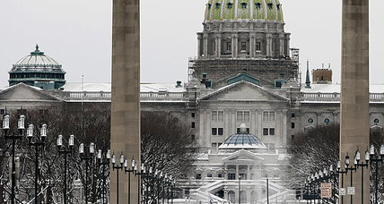 Pennsylvania's state capital considers filing for bankruptcy