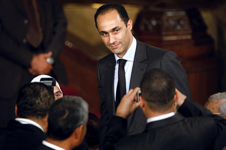 briefing who will run egypt after hosni mubarak csmonitor com