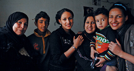 In Iraq, the Methboub family waits – and copes