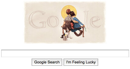 Norman Rockwell: Saturday Evening Post artist earns a Google doodle