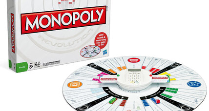 Monopoly gets radical redesign -- goodbye, paper money