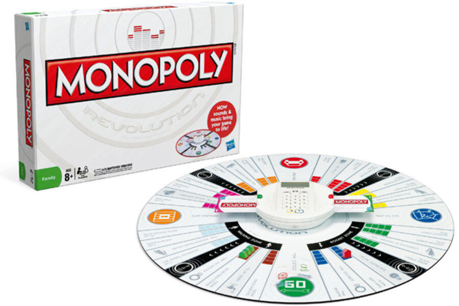 monopoly paper