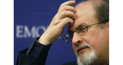 Salman Rushdie will write about the decade he spent in hiding