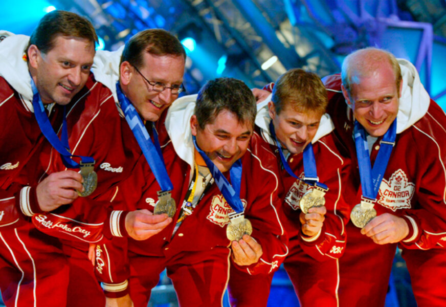 Vancouver 2010 Olympic Games: Curling - CSMonitor com