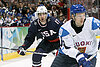USA vs. Canada: the triumph of black-and-blue hockey