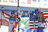 Women's super-G: Austria revels in gold as Vonn takes bronze