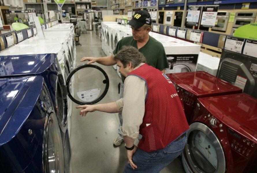Energysavers gov offers cash for more-efficient appliances
