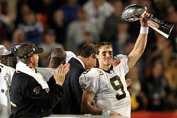 Drew Brees Super Bowl Ring Super Bowl Rings Drew Brees 1