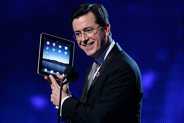 Apple iPad has tablet market cornered -- for now