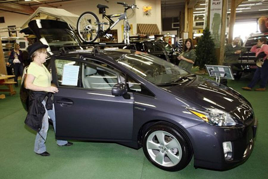 Complaints Against 2010 Prius Surp All Toyota Recall Models