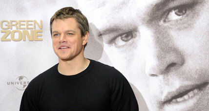 "Can Matt Damon live up to Jason Bourne in ""Green Zone""?"