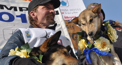 Sled dog four-peat: Lance Mackey wins 4th Iditarod in a row