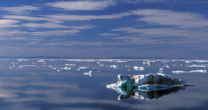 Global warming? Scientists find methane source in Arctic seas.