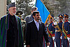 Iran President Ahmadinejad attacks US during Afghanistan visit