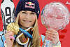 For Lindsey Vonn, third overall World Cup title is sweeter than Olympic gold