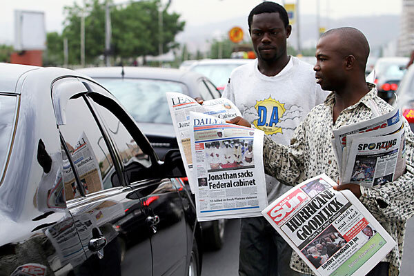 nigeria paper The latest tweets from nigeria newspapers (@nigeriadaiily) breaking news live from nigeria's vanguard, thisday, punch and nation newspapers get a free gift, an investment guide for nigerians, click the link below nigeria.