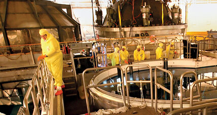 The nuclear waste problem: Where to put it?