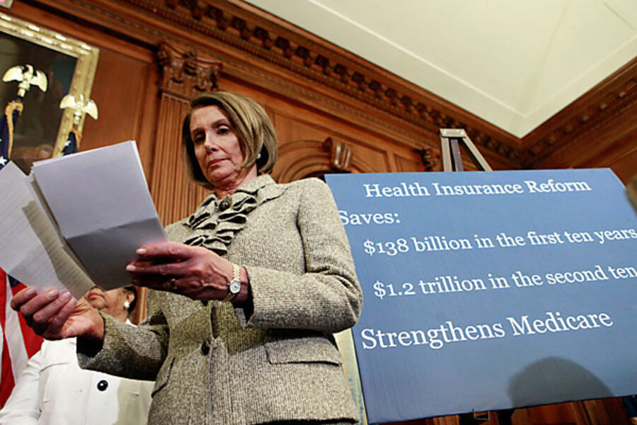 Health care reform bill 101: What does it mean for seniors ...