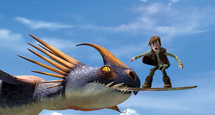 How to Train Your Dragon: movie review