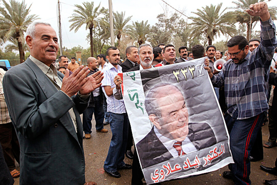 Iraq election: Winning Sunni candidates targeted by Maliki forces