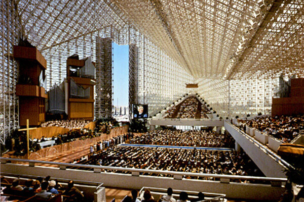 Crystal Cathedral To Be Used As College Campus In Bankruptcy Deal