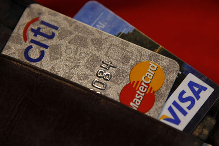 Why was my credit card limit lowered? - CSMonitor com