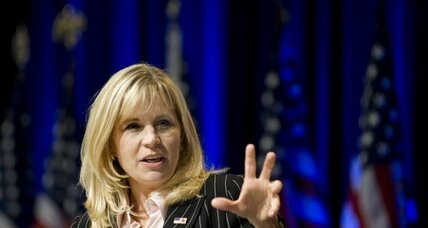 Liz Cheney: Taking flak from the right as well as the left