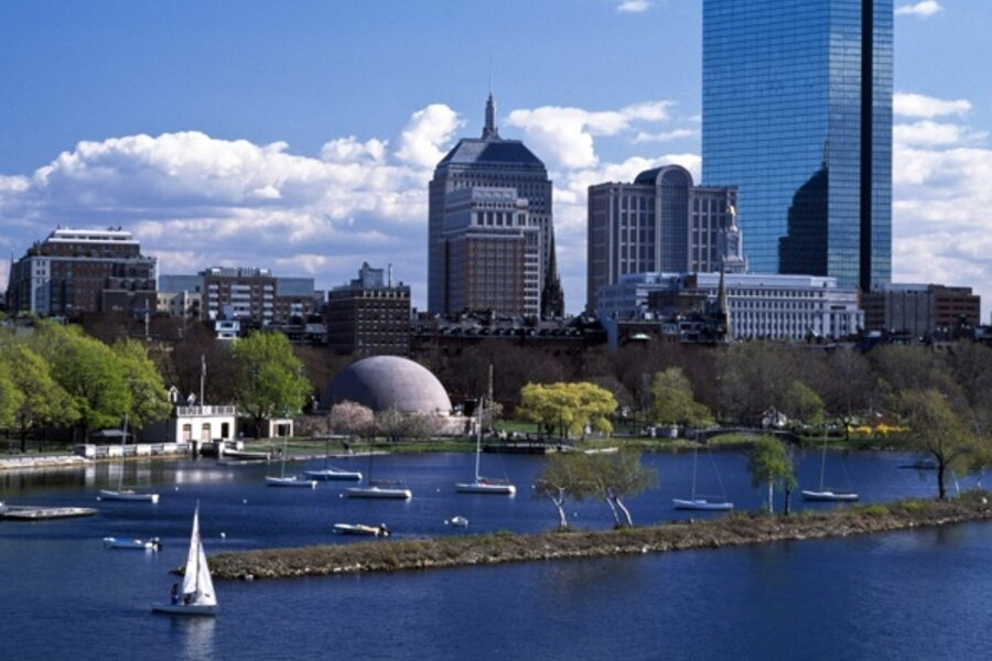 Boston and the national bureau of economic research - Bureau for economic research ...