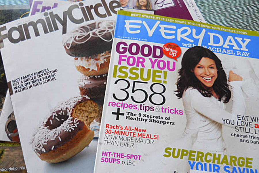 In Us Home Magazines Are Up Sex Magazines Are Down