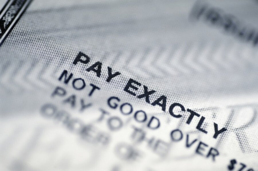 What to do if you overdraw your checking account