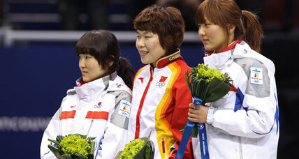 Olympic flowers: The story behind the bouquets given to medal winners in Vancouver