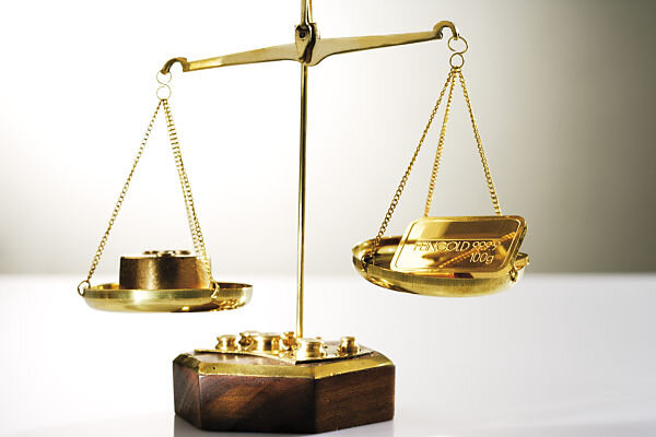 Is your money in balance? Figure out your money ratios ...
