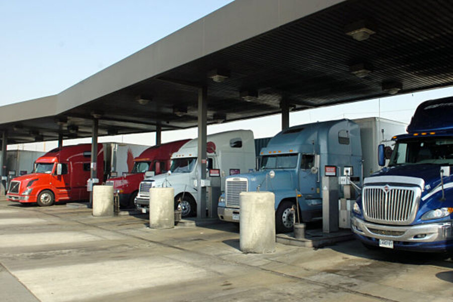 After Arrow Trucking shutdown, stranded truckers get home via ...