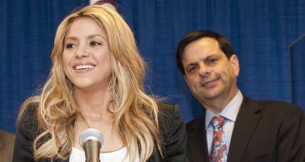 Shakira calls Arizona immigration law 'inhuman' and against 'human dignity'