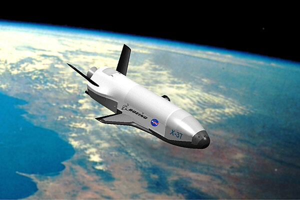 X Military Space Craft