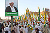 Bashir: The only choice left in Sudan elections