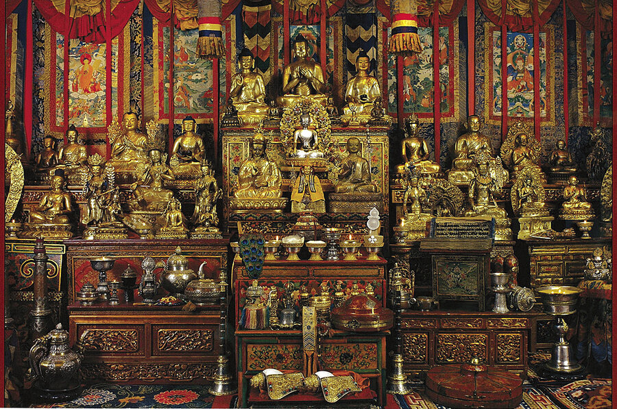 Sacred Art Of Tibet Tour