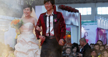 Amid family pressures, gays in China turn to marriages of convenience